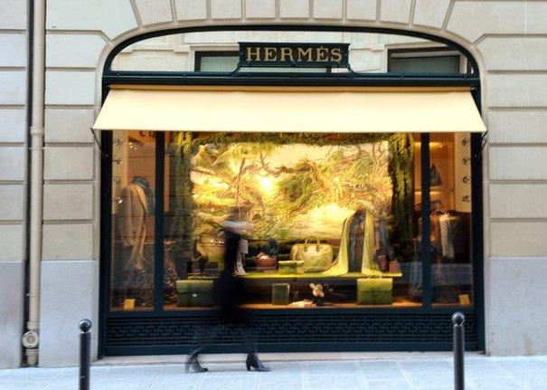The Hermes Store In Paris   helenabajajlarsen 39ec45d14e2